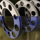 Truck wheel trims powder coated